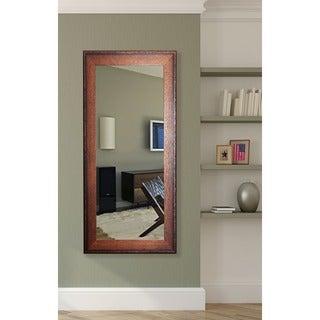 American Made Rayne Timber Estate Floor Mirror