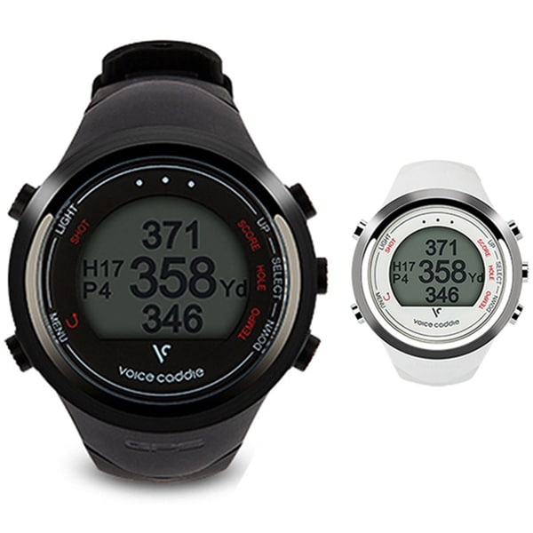Voice Caddie 2014 T1 Hybrid Golf GPS Watch