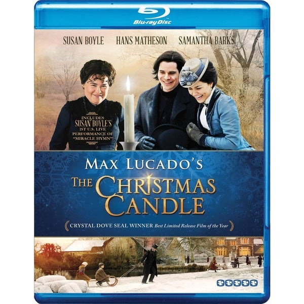 The Christmas Candle (Blu-ray Disc) 13777379