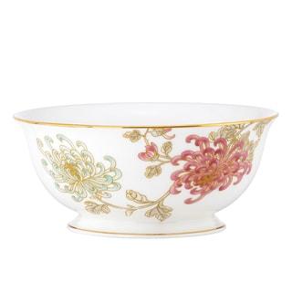 Lenox Marchesa Painted Camellia Serving Bowl