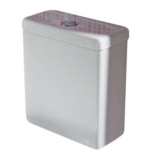 Caroma 814328W Adelaide Standard 270 Toilet Tank Only