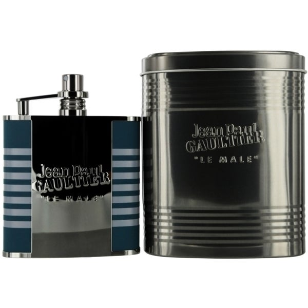 Jean Paul Gaultier Men's 4.2-ounce Eau de Toilette Spray (Travel Flask Limited Edition)