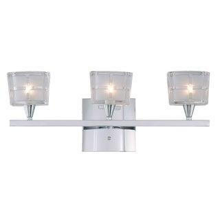 Lite Source Iskyla 3-Light Vanity