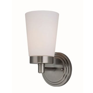 Lite Source Alvina 1-Light Wall Sconce