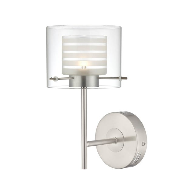 Lite Source Vito 1-Light Wall Sconce