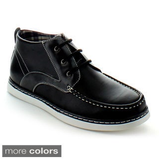 J's Awake Men's 'Terry-03' Lace-up Oxford Shoes