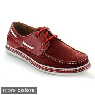 J's Awake Men's 'Jose-81' Lace-up Oxford Shoes