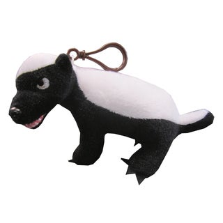 License 2 Play Honey Badger Clip-on R-rated Plush