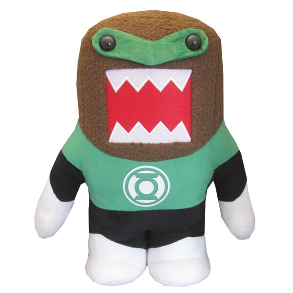 License 2 Play Domo Green Lantern 9-inch Plush