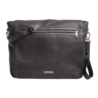 Coach 'Thompson' Leather Messenger Bag