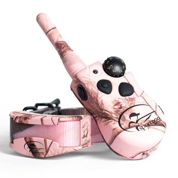 SportDOG FieldTrainer Pink Camo A-Series 500 Yard Remote Trainer