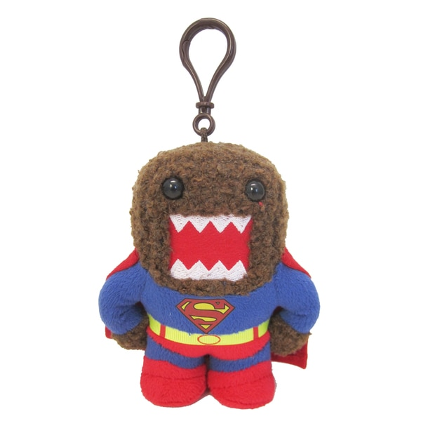 License 2 Play Domo Superman Clip-on Plush