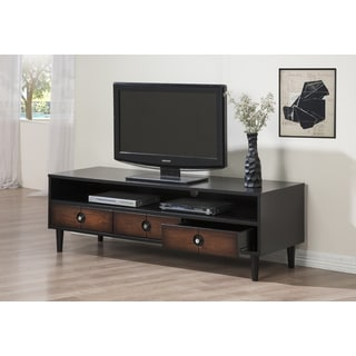 Allen 3-drawer Entertainment Center
