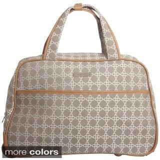Nine West Addison 20-inch Wheeled Upright Bowler Bag