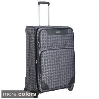 Nine West Addison 28-inch Large Expandable Spinner Suitcase