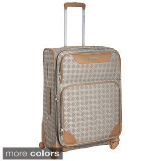 Nine West Addison 24-inch Medium Expandable Spinner Suitcase