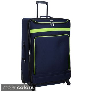 Travel Gear Spectrum II 29-inch Expandable Spinner Upright Suitcase