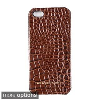 iPhone 5 Bumper Genuine Leather Phone Case