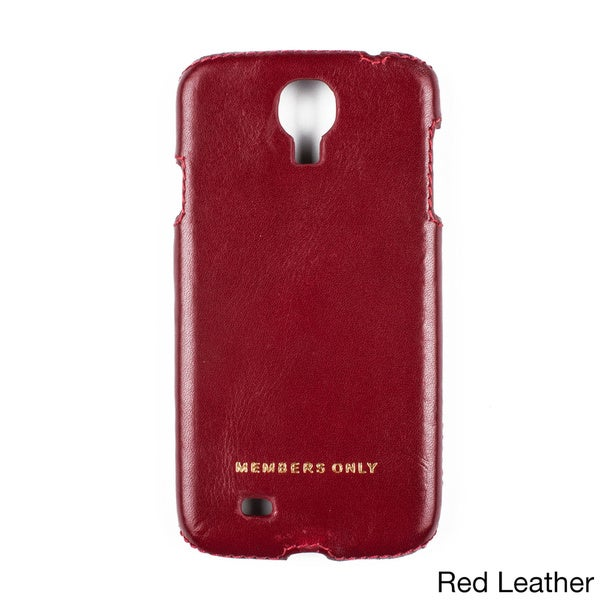 Samsung Galaxy S4 Genuine Leather Phone Case