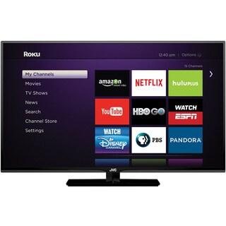 JVC EM48FTR-B 48-inch LED TV 1080P 120Hz (Refurbished)