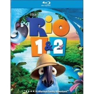 Rio/Rio 2 (Blu-ray Disc) 13785016
