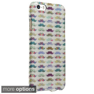 BasAcc Rubberized Pattern Dust Proof Hard Case for Apple iPhone 6 4.7-inch
