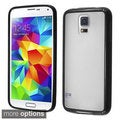 BasAcc Dust Dirt Resistant TPU Rubber Skin Case for Samsung Galaxy S5