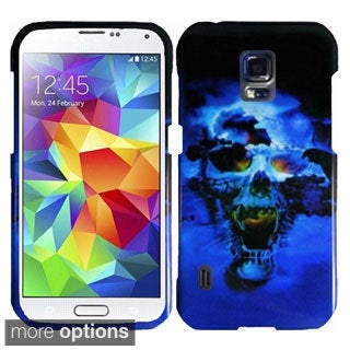 BasAcc Design Pattern Dust Dirt Proof Hard Case for Samsung Galaxy S5 Active