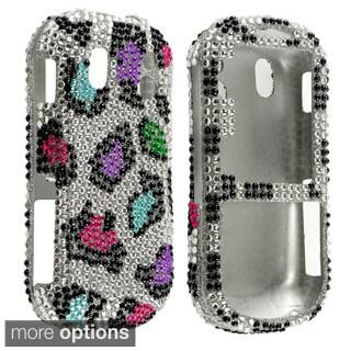 Insten Diamond Design Bling Shinny Hard Case for Samsung Intensity 2 U460