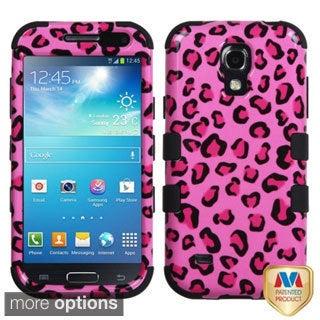BasAcc Shock Proof PC Silicone Hybrid Case for Samsung Galaxy S4/ S IV Mini