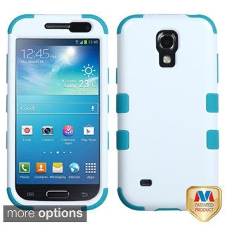 INSTEN Shock Proof PC Soft Silicone Hybrid Phone Case Cover for Samsung Galaxy S4/ S IV Mini