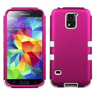 BasAcc Colorful Shock Proof PC Silicone Hybrid Case for Samsung Galaxy S5