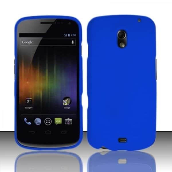 BasAcc Rubberized Dust Proof Hard Case for Samsung Galaxy Nexus CDMA i515