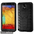 INSTEN Pattern Shock Proof PC Soft Silicone Hybrid Phone Case Cover for Samsung Galaxy Note 3