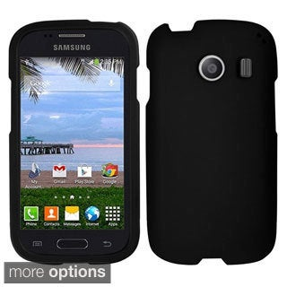 BasAcc Rubberized Colorful Dust Proof Hard Case for Samsung Galaxy Ace Style