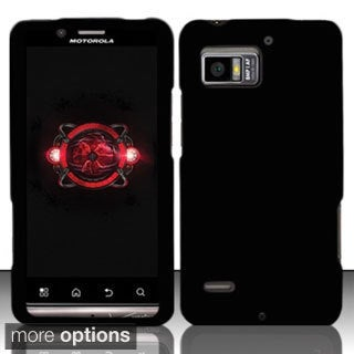 BasAcc Rubberized Dust Proof Hard Case for Motorola Droid Bionic 4G XT875