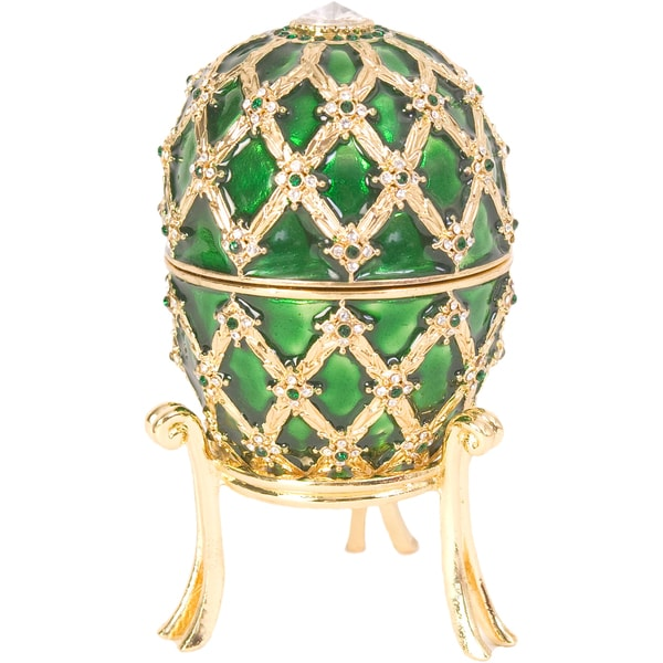 Faberge Egg Style Decorative Box