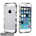 BasAcc Diamante Metal Surround Shield Bumper for Apple iPhone 5/ 5S