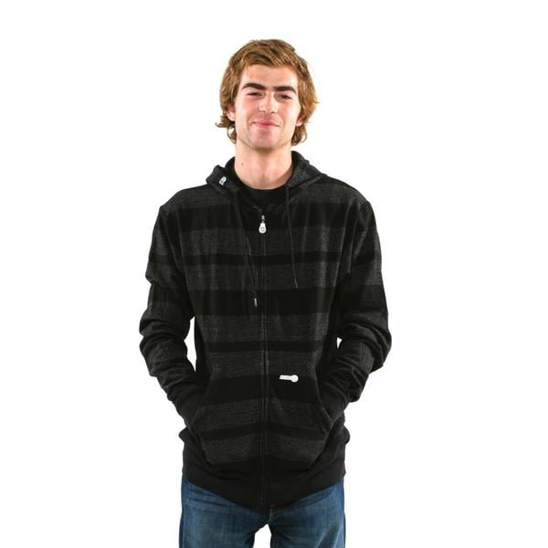 Sector 9 Men's 'Recluse' Black Sweatshirt