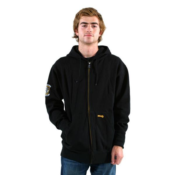 Sector 9 Men's 'Darkslide SST' Black Sweatshirt