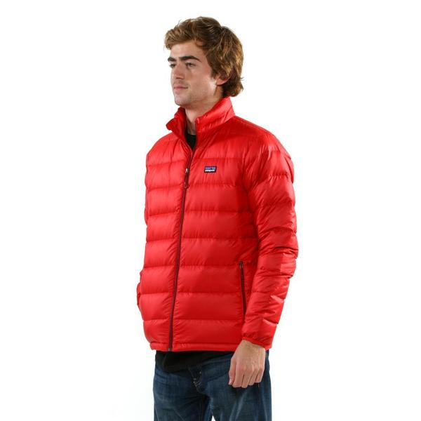 Patagonia Men's Hi-Loft Down Red Delicious Sweater