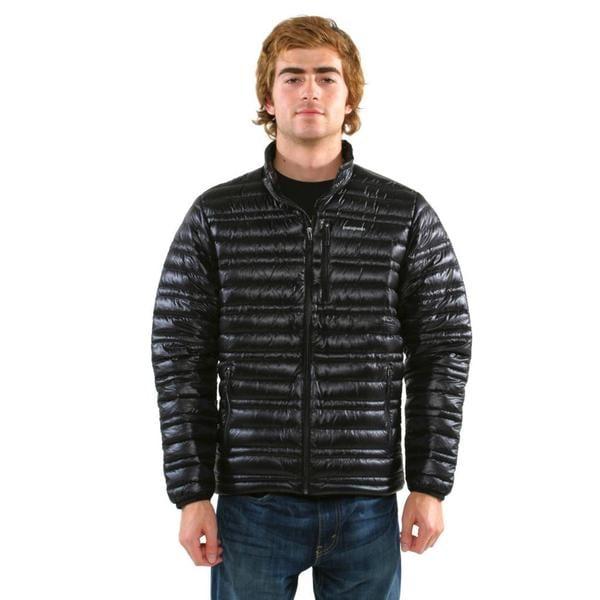 Patagonia Men's Ultralight Down Black Jacket