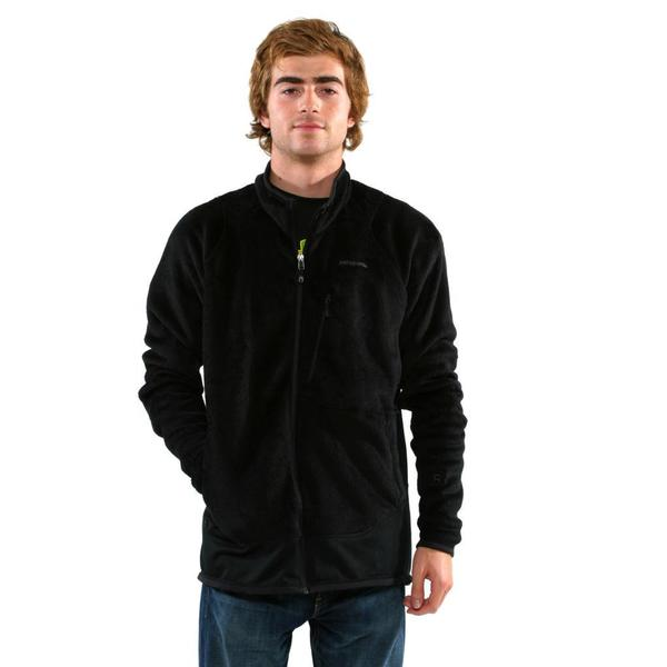 Patagonia Men's R2 Black Jacket