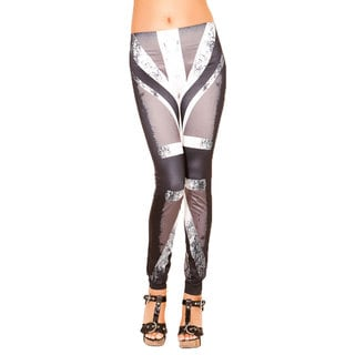 Just One Juniors 'British Invasion' Seamless Leggings