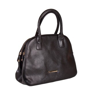 Lithyc 'Raven' Dome Satchel