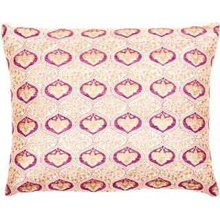 Trendsage Tussar Ghiccha Decorative Accent Pillow