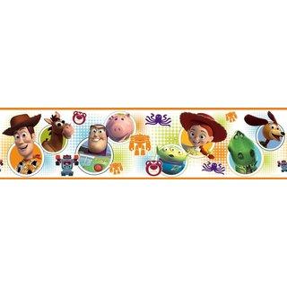 Disney Toy Story 3 Peel & Stick Border
