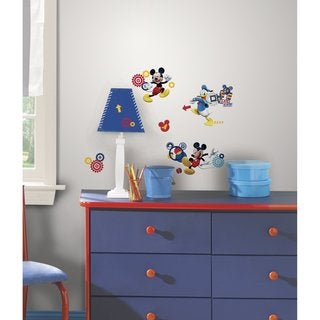 Disney Mickey Mouse Clubhouse Capers Peel and Stick Wall Decals