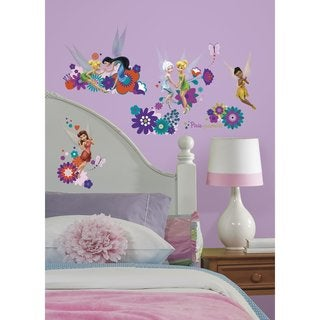 Best Fairy Friends Peel and Stick Wall Decals