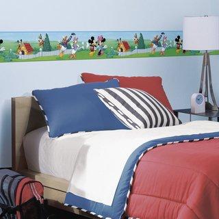Disney Mickey & Friends Peel & Stick Border